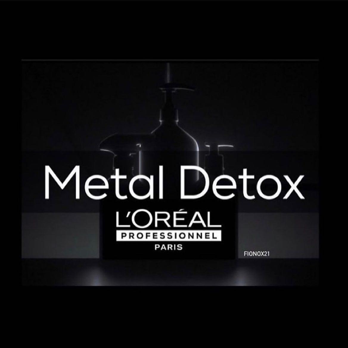 Gamme Metal-Detox de chez L'Oréal